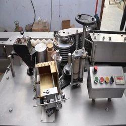 Gum Labeling Machine