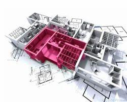 Civil Constructions Designing Auto CAD 2D & 3D Services, For Civil Construction Designs, in Pan India