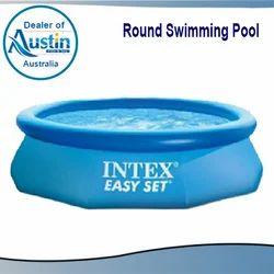 Intex Portable Round Swimming Pool