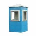 Modular FRP PUF Cabin
