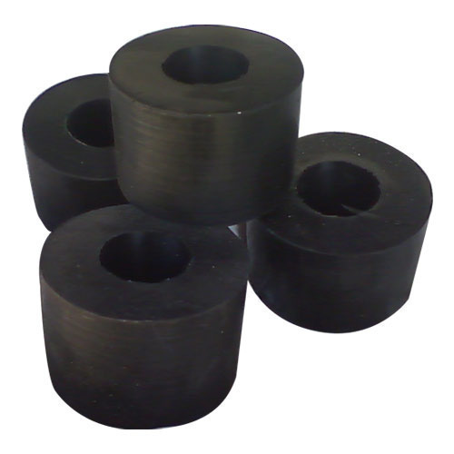 Black Split Rubber Bushing