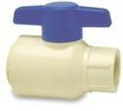 CPVC Ball Valve for Commercial Purpose