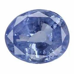 Fiery Lustrous Oval - Cut Unheat Ceylon Blue Sapphire