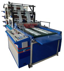 Automatic Rolling Star Sealing Biodegradable Garbage Bag Making Machine