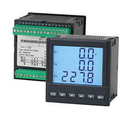 Three Phase Energy and Power Meter