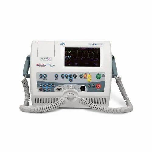 BPL Relife 900 Defibrillator