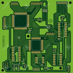 AC PCB Circuit, for Electronics