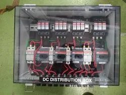 5 : 5 DCDB Upto 25Kwp Without Disconnector