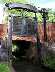 Bharat Udyog Canal Gates