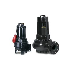 Cast Iron Three Phase Submersible Waste Water Pump for Industrial