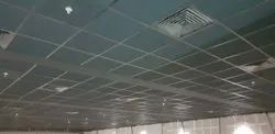 Modular False Ceiling Work