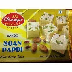 500g Mango Soan Papdi