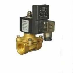 EDV Series Self Cleaning Drain Valve, For Industrial
