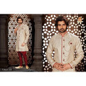Trendy Heavy Brocade Sherwani