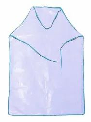 Oddy Medical Laminated Apron - Ap-1 - 68 Cm x 110 Cm - Pack Of 10 Pc