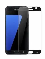 Vmaxtel Tempered Glass 3D Curved Full Cover Series For Samsung Galaxy S7(Black)