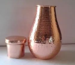 Round Copper Vessels, For Home