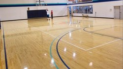 rishi sports Squash Court Flooring Indoor Basketball Court Wooden Flooring