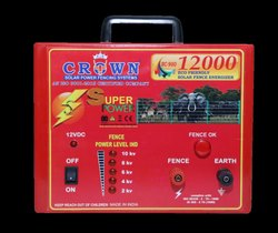 Solar Fence Energizer - Super Power - BC 14000
