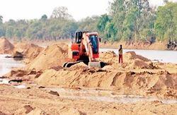 Construction Sand, Grade Standard: Std