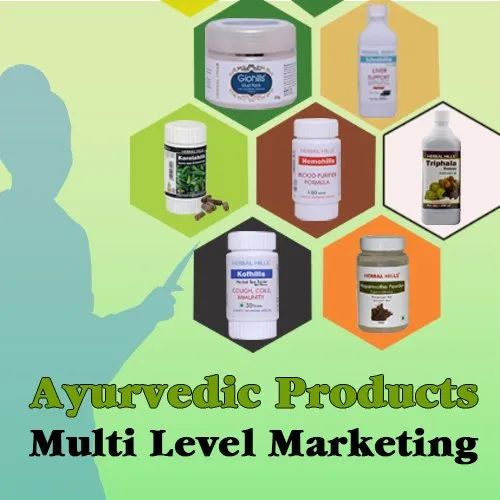 Ayurvedic Herbal Supplements - MLM Opportunity