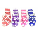 EVA Ladies Print V Shape Slippers