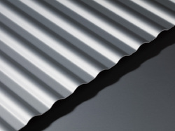 Corrugated Aluminum Sheets