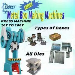 Electrical Metal Box Making Machine