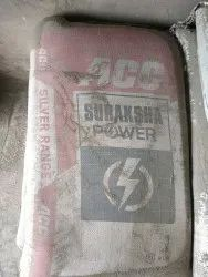 PPC (Pozzolana Portland Cement) ACC cement, Packaging Size: 50 Kg