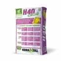Grey Kerakoll H40 No Limits Tile & Stone Adhesives, Bag