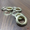 No. 30 Brass Eyelets & Washers Golden
