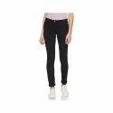 Black Denim Women Slim Fit Jeans