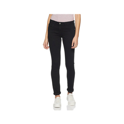 Women Black Slim Fit Jeans