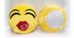 Sublimation Smiley Cushion