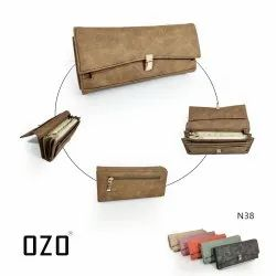 OZO Ladies Wallets (N38)
