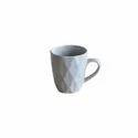 Ceramic Diamond Coffee Mug