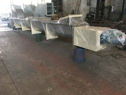 Food Handling Screw Conveyor