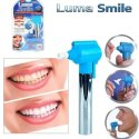 Tooth Polisher Whitener Stain Remover with LED