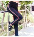 Stripe pant