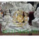 Marble Vishnu Status