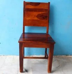New Rose Wood Cafe Hotel Dining Furniture By ND Art Export Sheesham Wooden Dining Chair