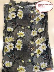 Digital Print Garment Fabric