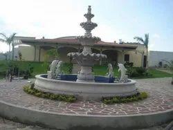 Big Water Fountain