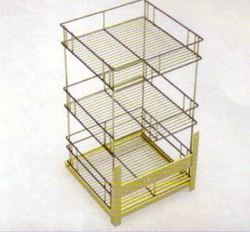 Fabrication Triple Pull Out Basket