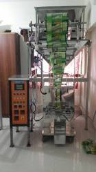 Fully Automatic Pneumatic FFS Machine- Weigh Filling- 3 HEAD