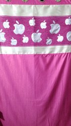 Fancy Silk Curtain