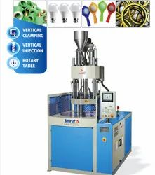 Rotary Type Injection Moulding Machine
