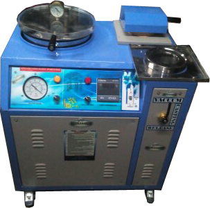 Jewellery Casting Machines 3 In 1 Vaccum Casting Machine Manufacturer From Mumbai