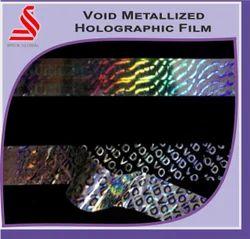 Void Tamper Hologram Tapes, Packaging Type: Carton