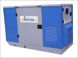 Silent or Soundproof Air Cooling 82.5 KVA TO 125 KVA ESCORTS DIESEL GENERATORS, For Industrial